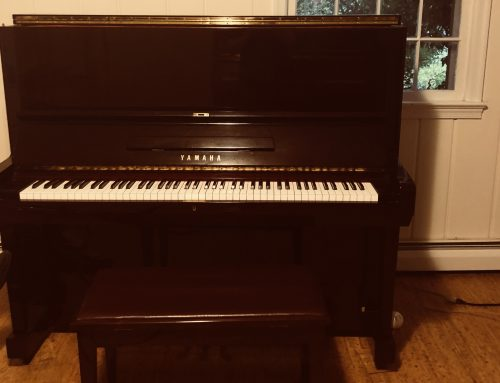 YAMAHA piano for sale (Mclean VA)