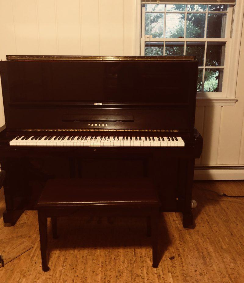Standing Piano