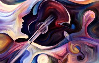 NVMTA abstract music
