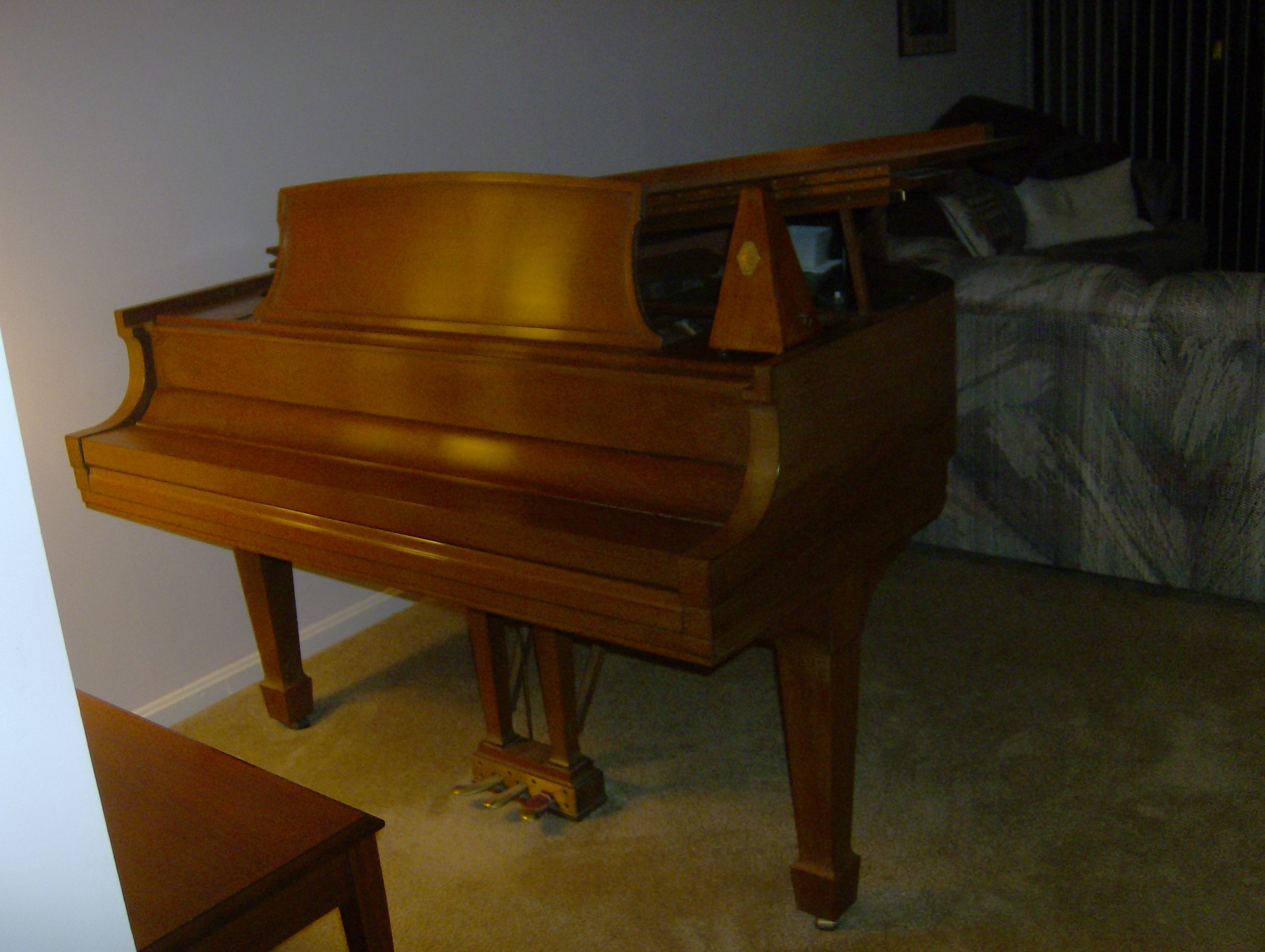 Used Steinway grand 1966 5'10'' for sale - Northern Virginia
