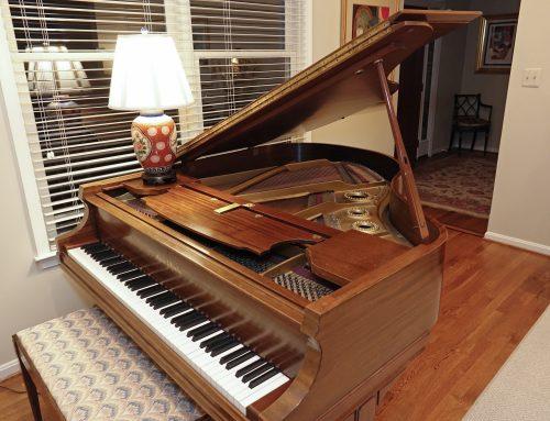Mason & Hamlin Baby Grand Piano for sale