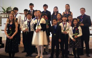 Bach Baroque 2020 Student Winners