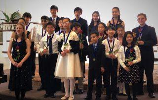 Bach Baroque 2020 Student Winners